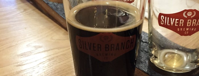 Silver Branch Brewing Co is one of Do: dMv ☑️.