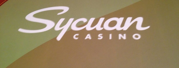Sycuan Casino is one of Slightly Stoopid Approved.