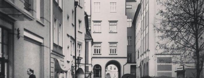 Tajne Komplety is one of Wroclaw.
