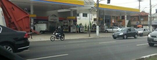 Autoposto Duque JK Ltda. (Ipiranga) is one of สถานที่ที่ Nih ถูกใจ.
