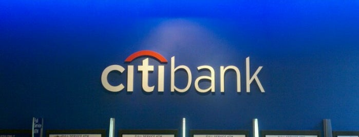 Citibank is one of Tempat yang Disukai Edgar.