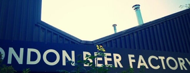 London Beer Factory is one of London's Best for Beer.