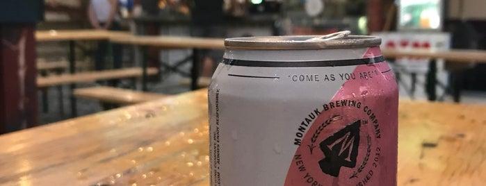 Cooper Beer Garden is one of Erik 님이 좋아한 장소.