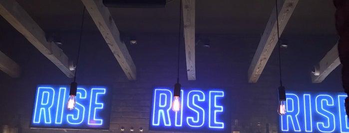 Rise is one of Orte, die N gefallen.
