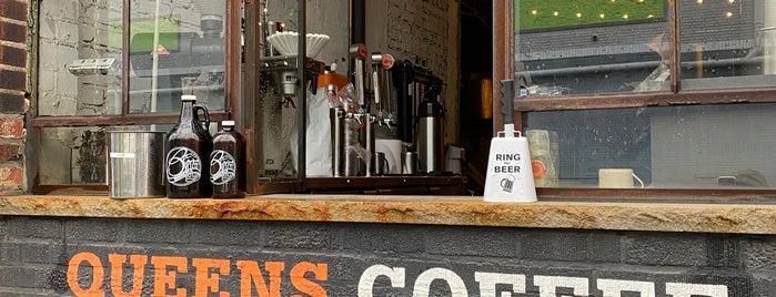 Queens Brewery is one of Lugares favoritos de Erik.