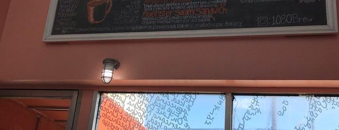 1080 Brew is one of Lugares favoritos de Erik.