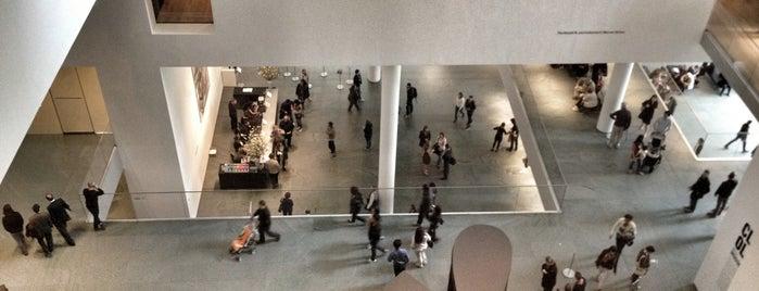 Museu de Arte Moderna (MoMA) is one of NYC to do.