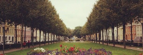 Bordeauxplatz is one of Munich.