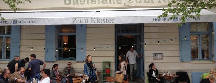 Zum Kloster is one of Munich - Haidhausen, Max-, Isar- & Ludwigvorstadt.
