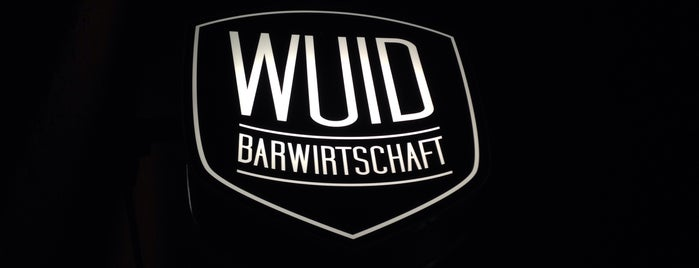 WUID Barwirtschaft is one of Restaurants.