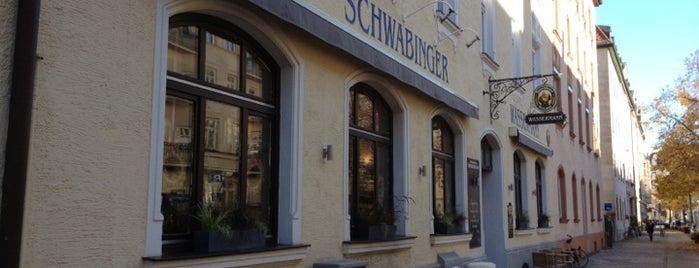 Schwabinger Wassermann is one of Museum List.
