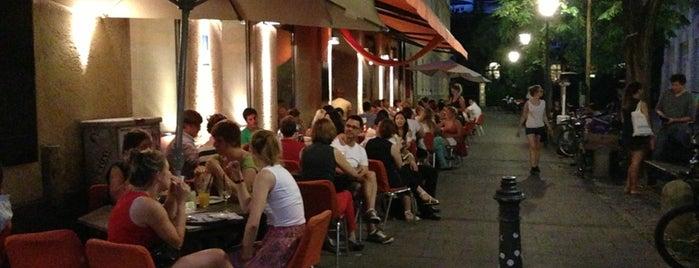 Zeitgeist is one of Munich Burger.