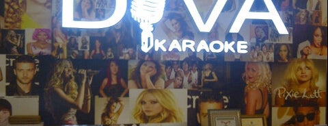 Diva Family Karaoke is one of My Places :).