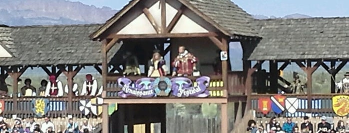 Arizona Renaissance Festival is one of Phoenix.