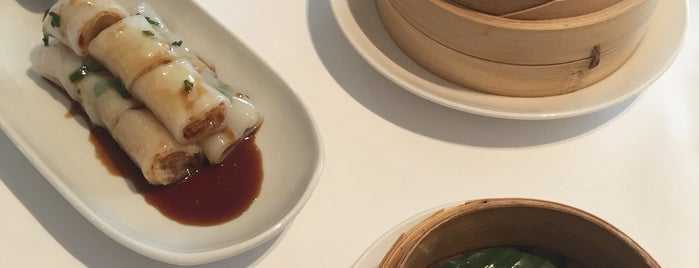Min Jiang is one of Dim Sum in London.