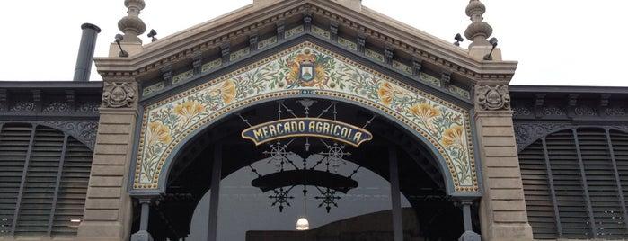 Mercado Agrícola de Montevideo is one of Uruguai.