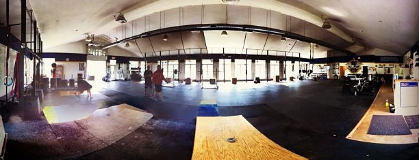 Pioneer Valley CrossFit is one of Mass.