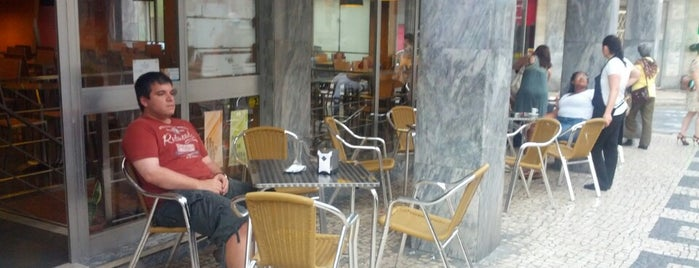 Café Célia is one of Oporto.