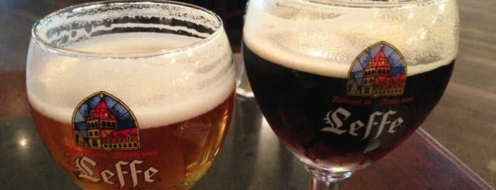 Heritage Belgian Beer Cafe is one of Top picks for Bars.