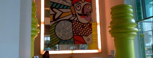 Maxone Hotel Jakarta is one of @Jakarta, Indonesia #1.