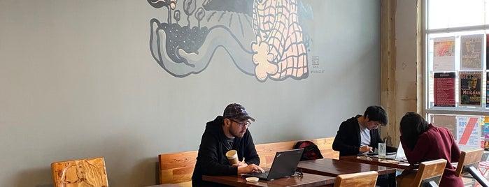 Cultivar Coffee is one of Oak Cliff.