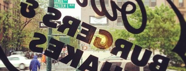 Harlem Shake is one of La Gracia NY edition.