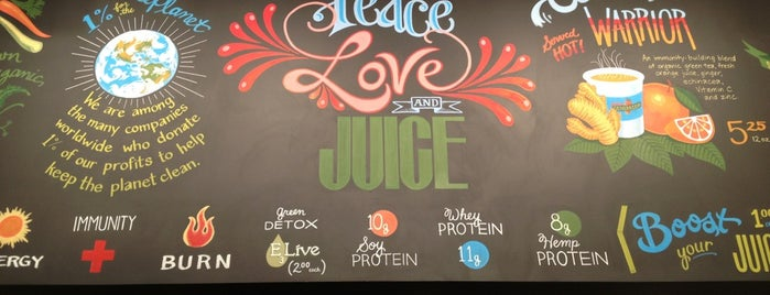 Juice Generation is one of OJ (Organic Juice) - NY airbnb.