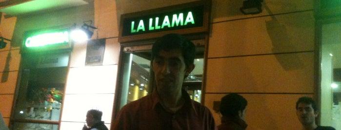 Cafetería La Llama is one of Restaurantes en Madrid.