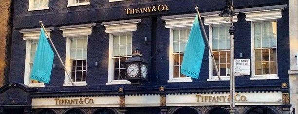 Tiffany & Co. is one of Locais curtidos por clive.