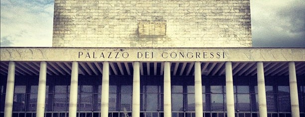 Palazzo dei Congressi is one of Locais curtidos por Carol.