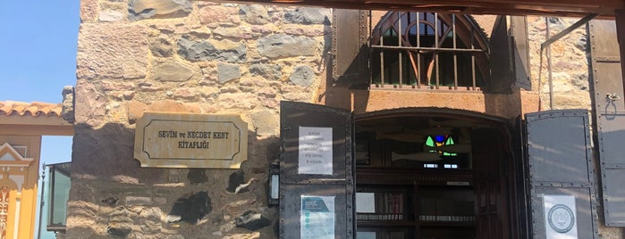 Rahmi M. Koç Müzesi is one of Orte, die Sibel gefallen.
