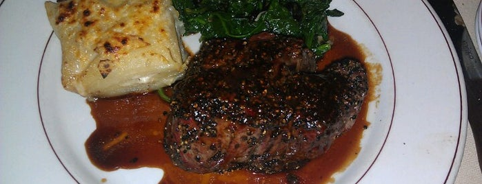 Rothmann's Steakhouse is one of Gotta love Steak.