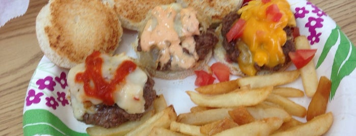 Basically Burgers is one of Gluten Free Grub.