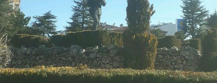 Kocatepe Parkı is one of Ekrem 님이 좋아한 장소.
