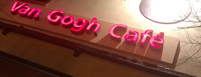 Van Gogh Cafe is one of Lugares favoritos de Daniel.