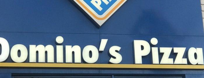 Domino's Pizza is one of Lugares favoritos de Mas.Cositas.