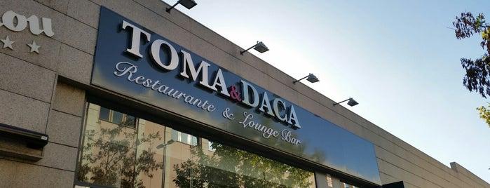 Toma&Daca is one of Sergio'nun Beğendiği Mekanlar.