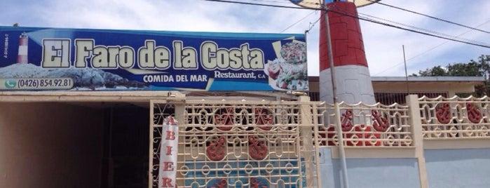 El Faro de la Costa is one of 20 platos que no debes dejar de probar en BQTO.
