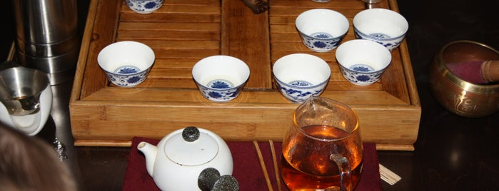 Ча Дао is one of Locais curtidos por Lenyla.