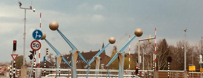 Oude Delft is one of Nizozemí.