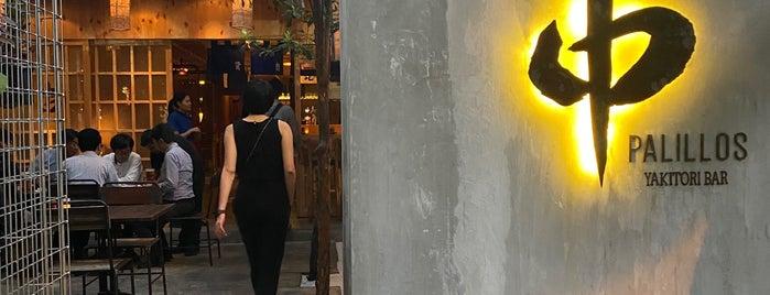 "Palillos ""Spanish Yakitori Bar"" is one of KL Japanese Restaurants."