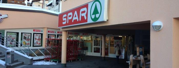 Spar is one of Ischgl.