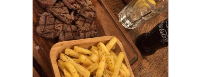 Nusr-Et Steakhouse is one of Стамбул.