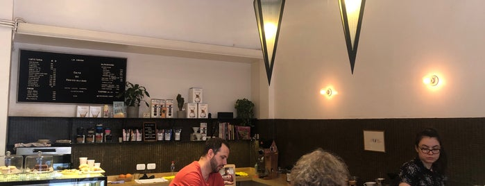 La Unión Café is one of cafes.