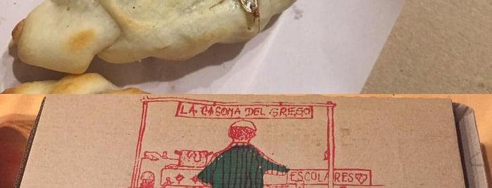 La Casona del Griego is one of my places.