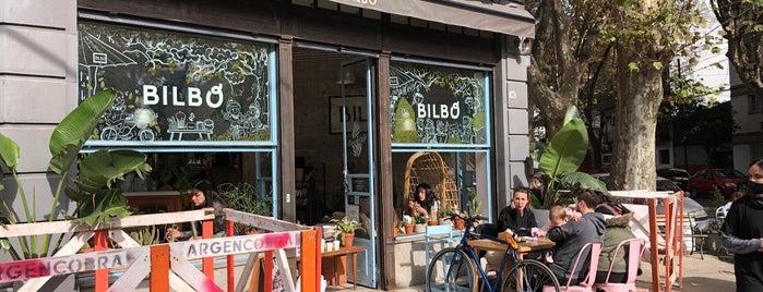 Bilbo Café is one of Deli.