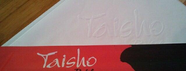 Taisho is one of Associados Abrasel Paraná.