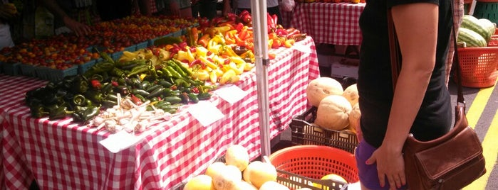 Bloomingdale Farmers Market is one of Washington D.C..