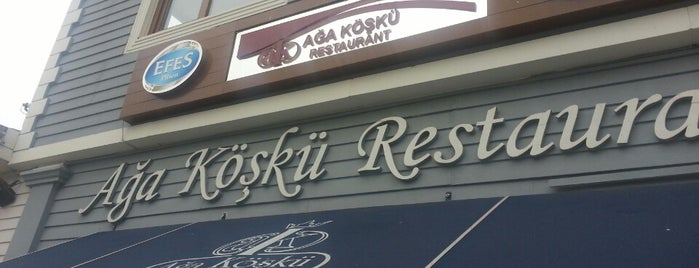 Ağa Köşkü Mangalbaşı Restaurant is one of Locais curtidos por eces.