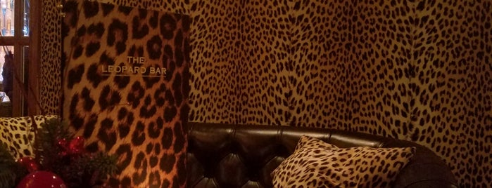 The Leopard Bar is one of New London Openings 2018.